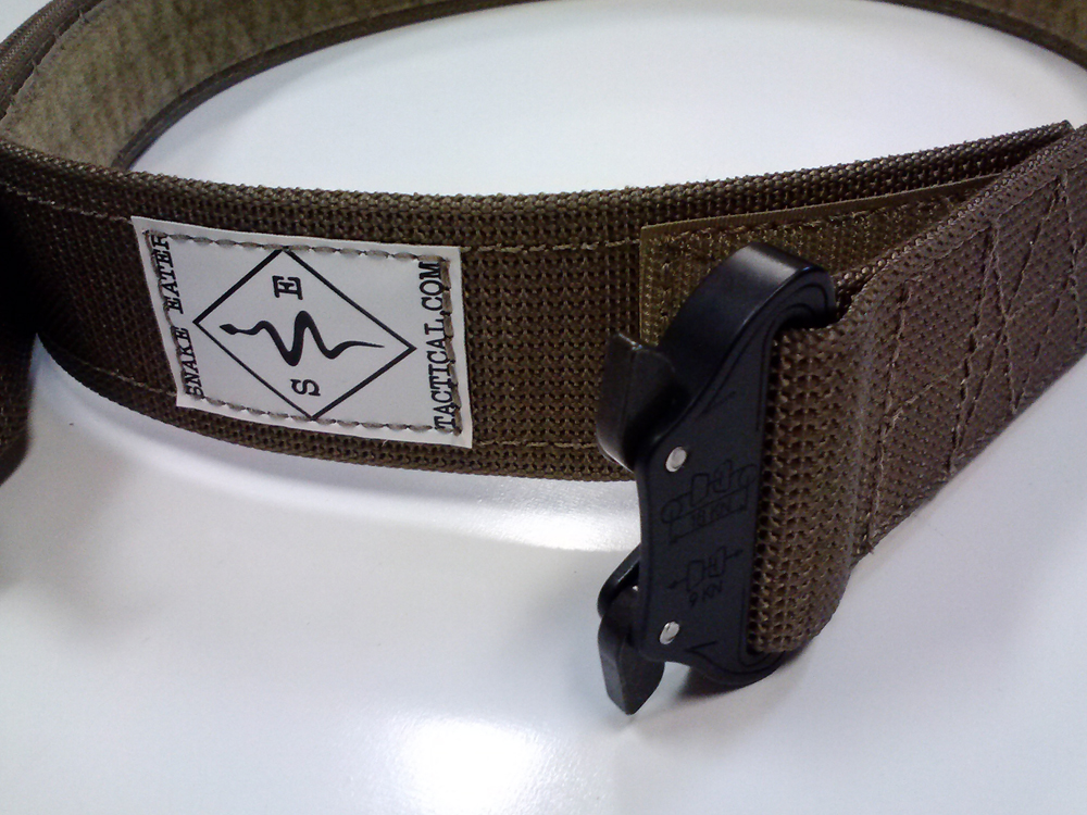 2 Inch Duty Belt Snake Eater Tactical