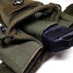 Ranger Green Rifle and Pistol Burros, Dump Pouch and SET War Belt
