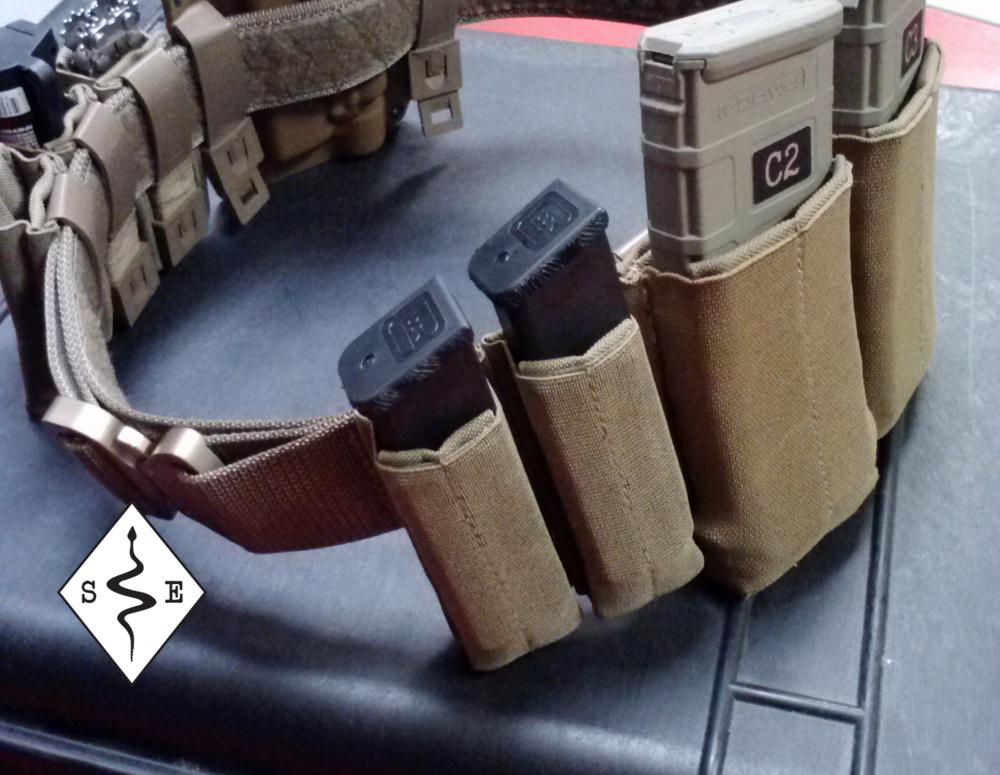 Burro Magazine Pouch (Pistol) - Snake Eater Tactical