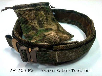 war belt battle tactical duty snake eater atacs competition cobra buckle