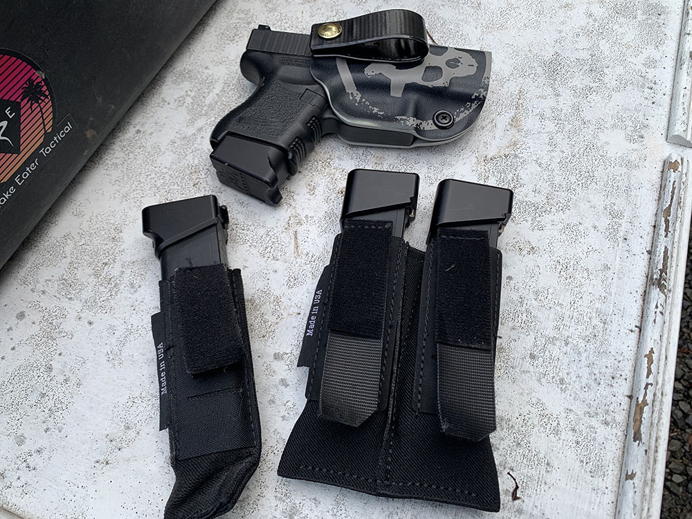 Dual and Single IWB at the range