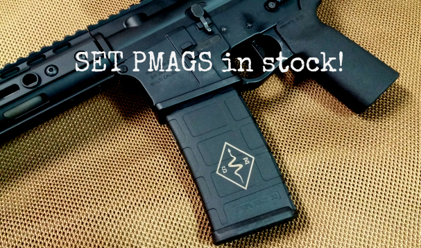 pmag in rifle 1