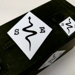 snake eater tactical stickers on ammo can for web