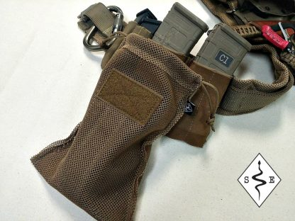 dump pouch tactical snake eater war belt battle duty