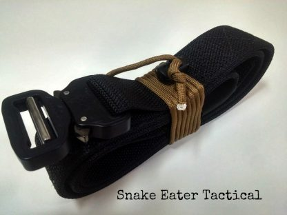 war belt battle tactical duty snake eater competition cobra buckle edc rigger gun