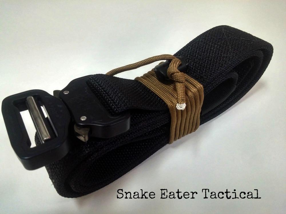 war belt battle tactical duty snake eater competition cobra buckle edc  rigger gun 599d31e2ede0