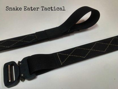 war belt battle tactical duty snake eater competition cobra buckle diamondback rigger edc