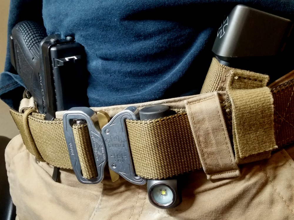 IWB Magazine Pouch Snake Eater Tactical Classy Duty Belt Magazine Holder