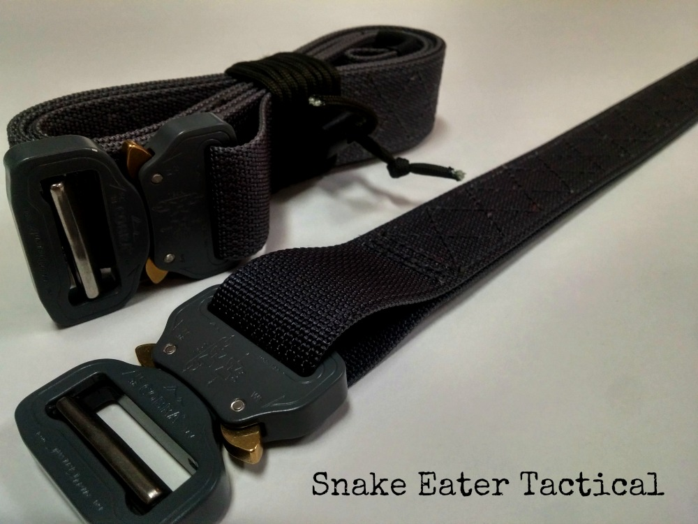 Best Tactical Belts of 2019 – Complete Buyer's Guide – The