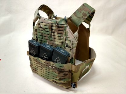 low vis profile plate carrier slick molle multicam jpc snake eater tactical