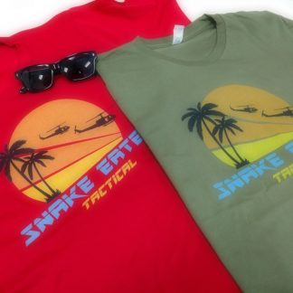 snake eater tactical sunset tshirt china beach