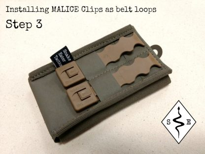 malice clip snake eater tactical gear war belt plate carrier
