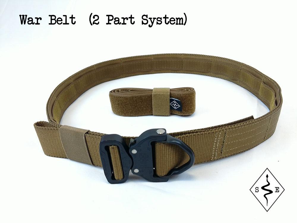 SET War Belt (2 Part System)